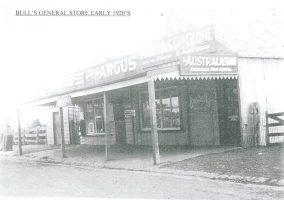 Little River General Store c1920s