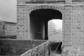 Little River train station August 1969